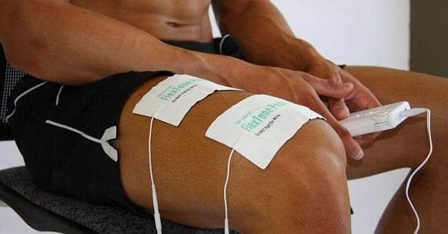 تحریک الکتریکی عصب از روی پوست برای درمان ارتروز زانو
