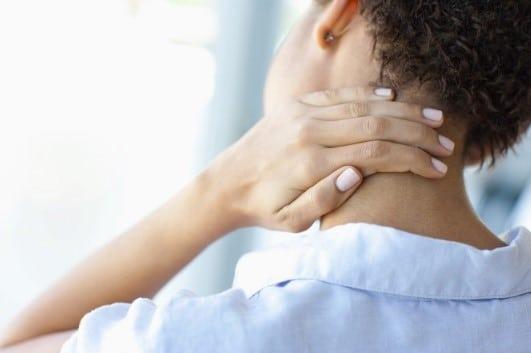 درد میوفاسیال اسپاسم عضلانی