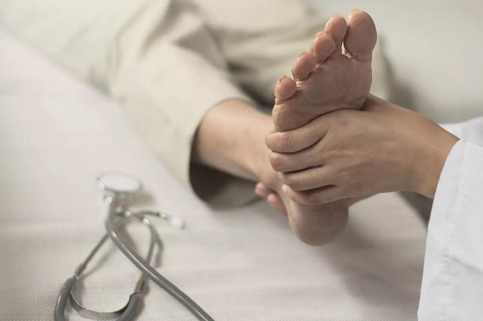 درمان فیزیوتراپی برای خار پاشنه